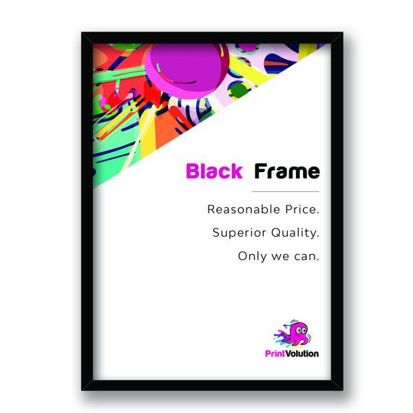 Poster - Black Frame