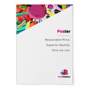 Paper Poster