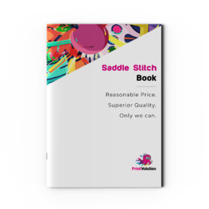 Saddle Stitch Book