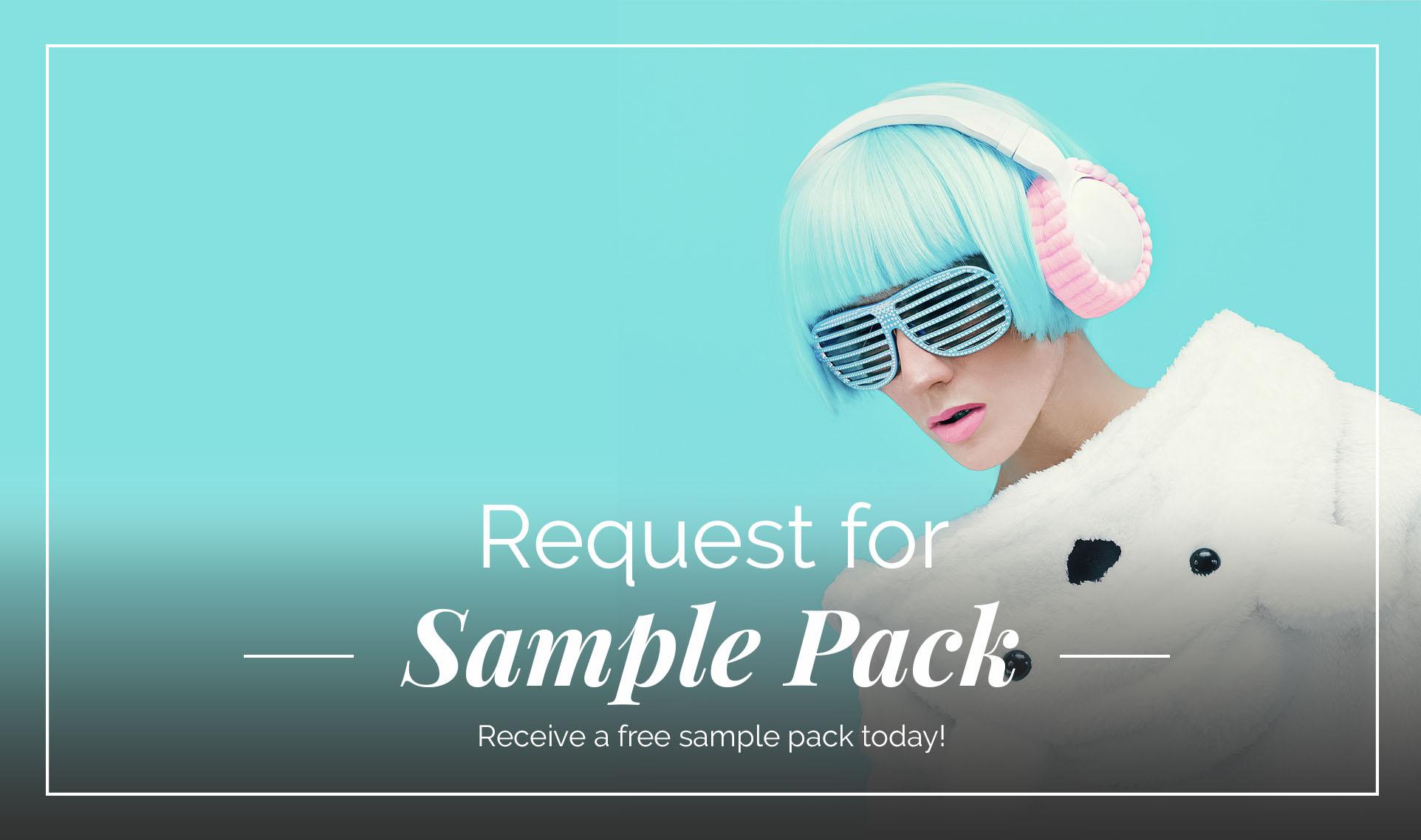 Sample Pack Banner