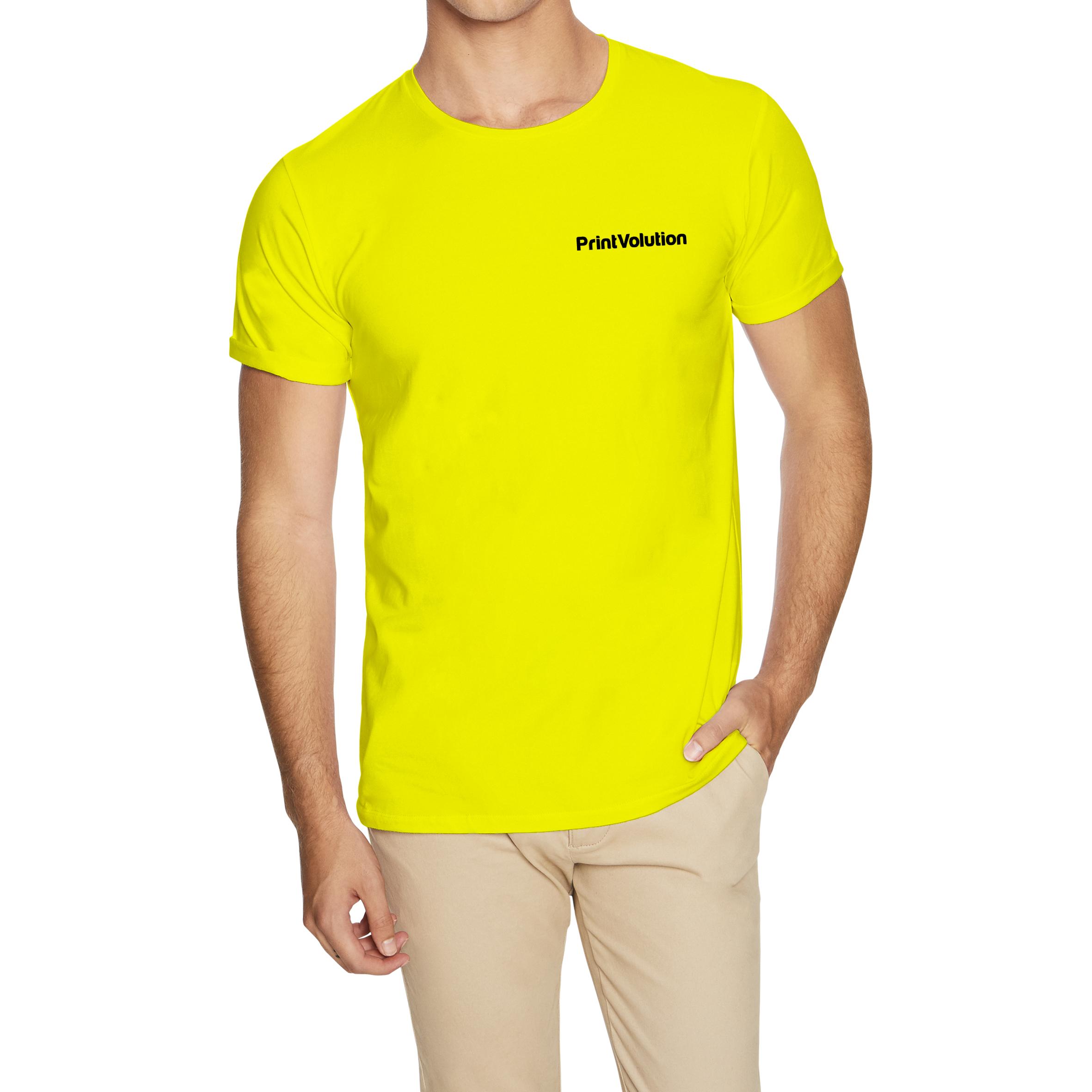 UDF0124 Neon Yellow