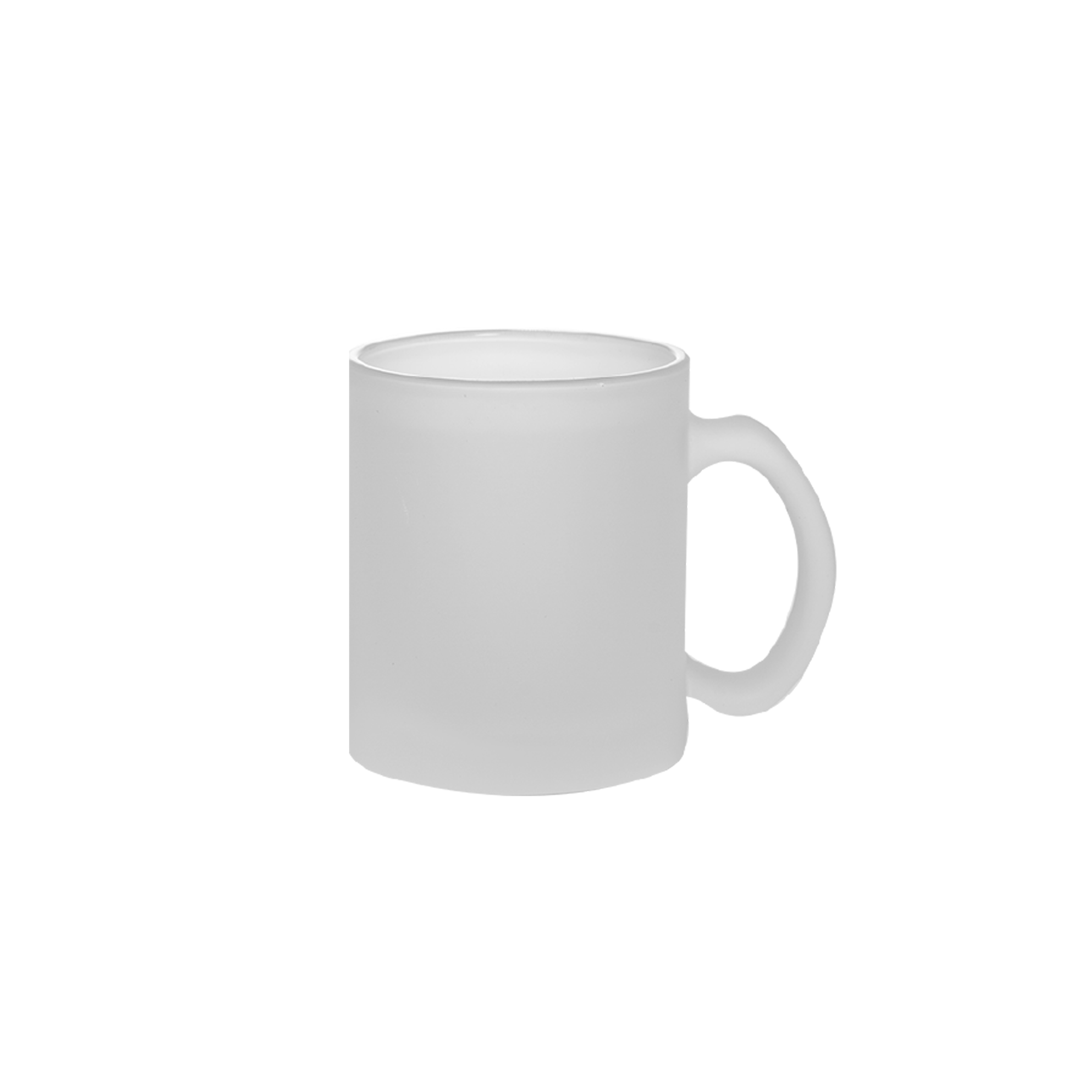 10 oz Frosted Glass Beer Cup