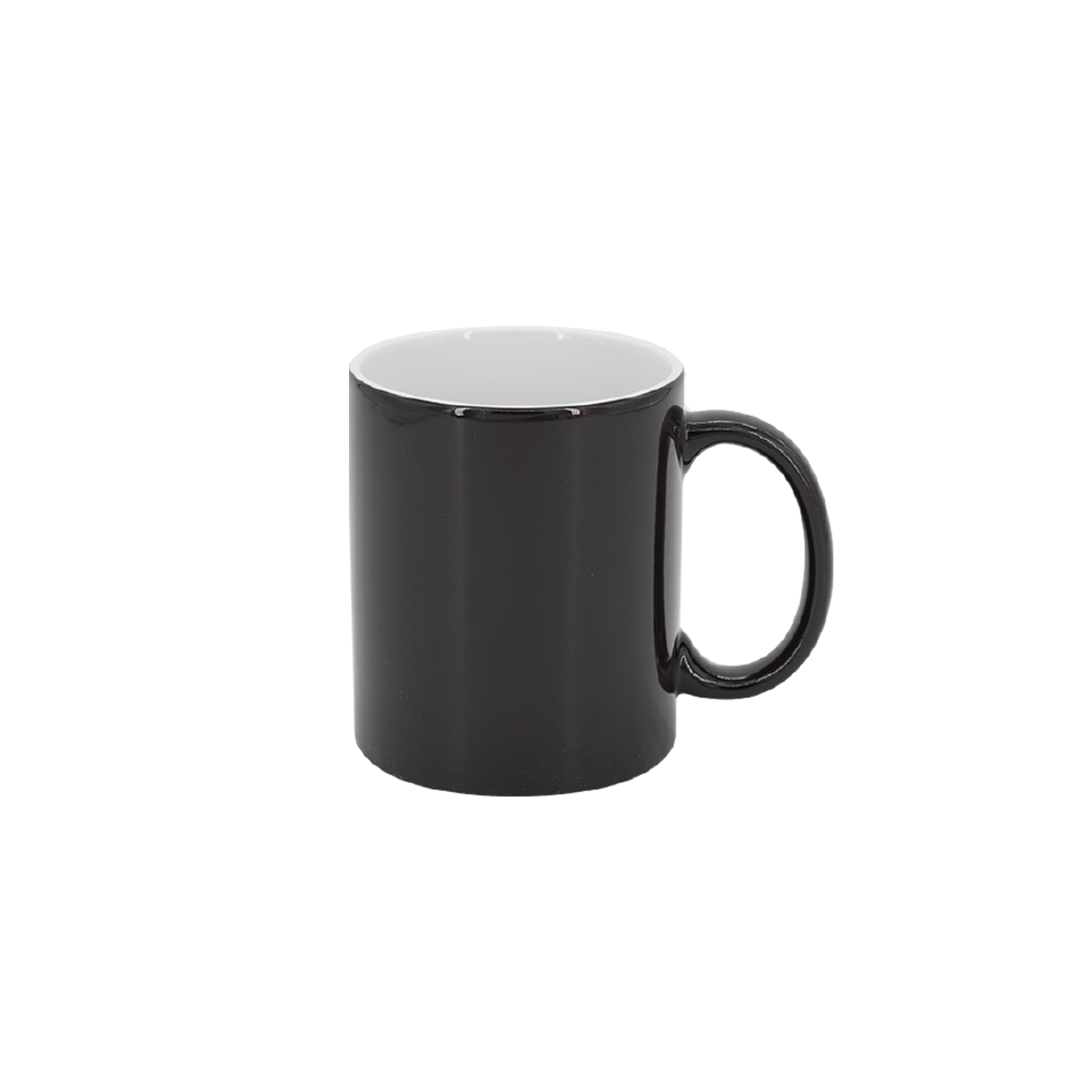 11 oz Black Color Changing Cup