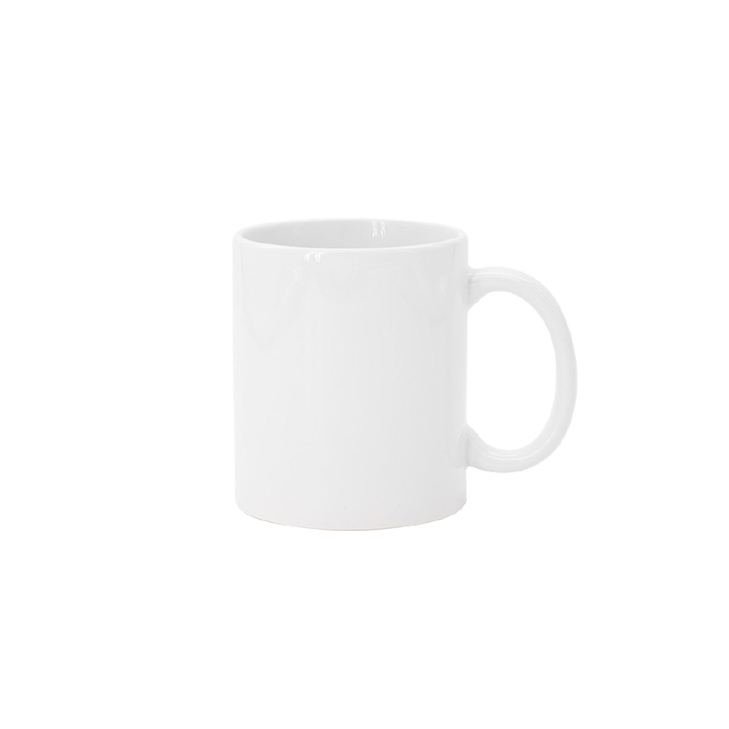 11 oz White Cup