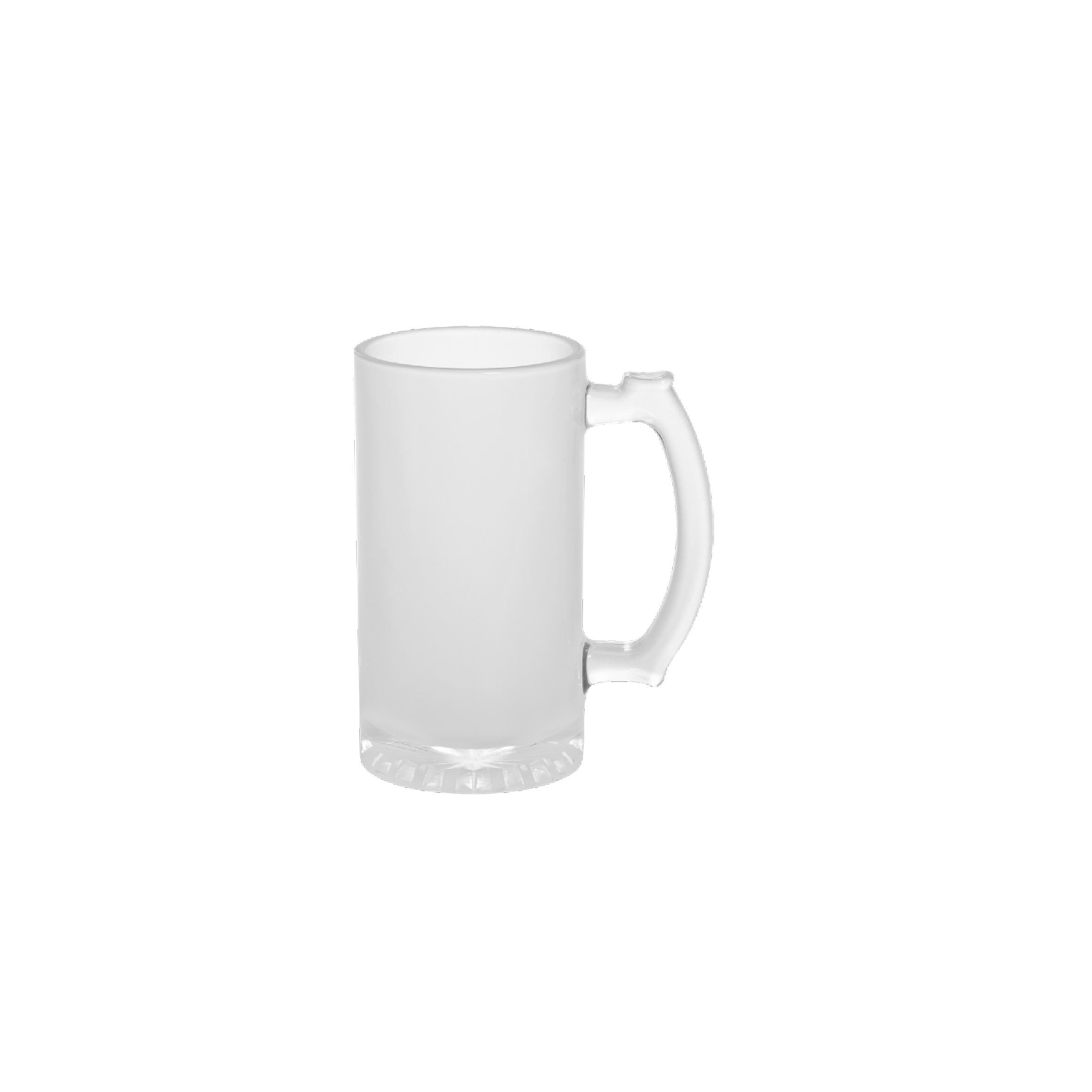 20 oz Frosted Glass Beer Cup