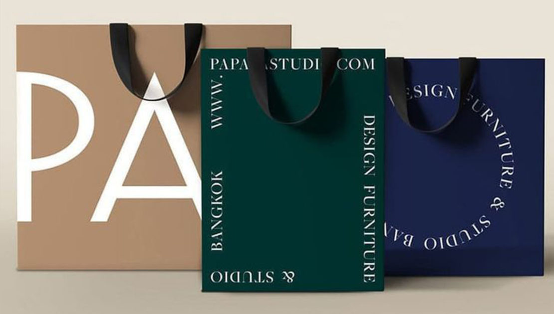 How Expertly Printed Paper Bags Sell Your Brand Big Time