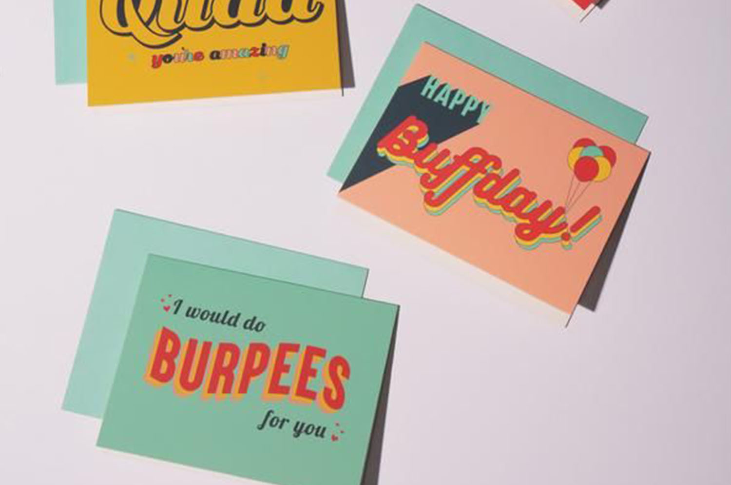 How the Right Greeting Cards Sell Your Company