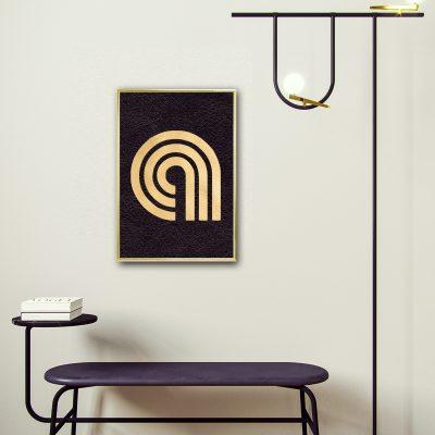 Premade Design - Alphabet Poster