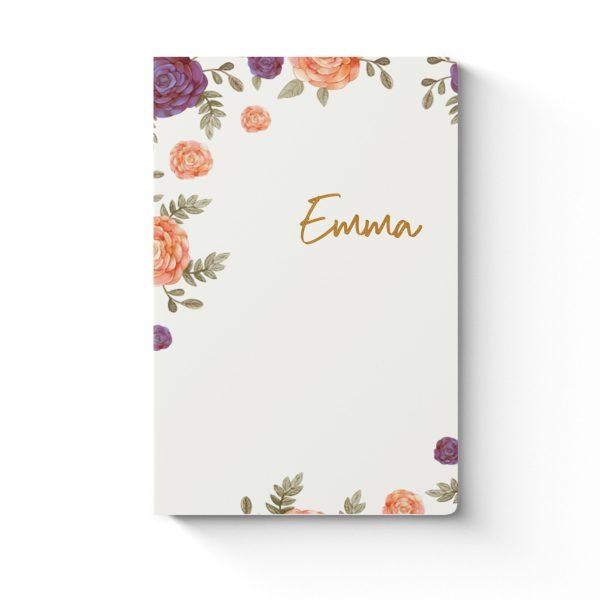 Notebook - Rose 01