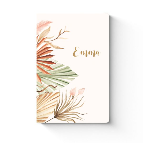 Palm Leaves Notebook 01